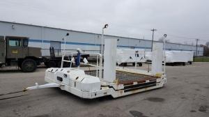 Wasp Aircraft Cargo Scissor Lift