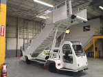 Aircraft Air Stairs, Diesel Aircraft Stair Truck; 90- 172 inches
