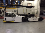 FMC, Towbarless Aircraft Tug/ Pushback Tractor, 400,000 lbs