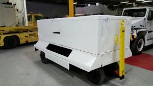 Trilectron Vesuvius DAH400PE Aircraft Heater