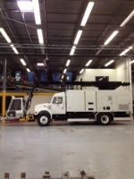 Aircraft Deicers, Model 4700 Aircraft Deicer Truck