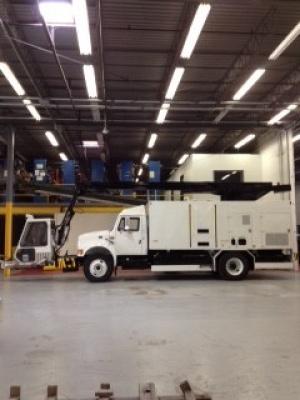 Navistar Deicer Truck
