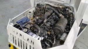 2002 Harlan HTLPAG 80 engine