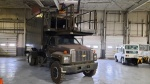 Aircraft Catering Trucks, Widebody Aircraft Catering Truck; 27-Foot Service