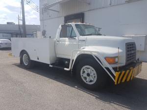 Stinar SLS-500 Lavatory Truck