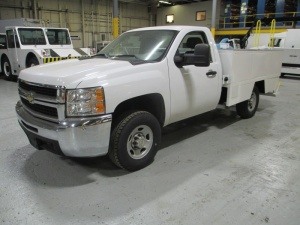 Chevrolet Lav Truck
