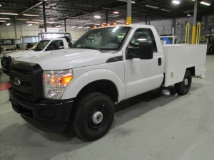 Ford Lav Truck