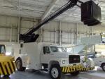 Aircraft Deicers, Diesel Aircraft Deicer Truck; Open Basket