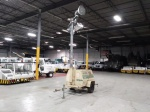 Airport Lighting Systems, Used Diesel 30' Light Tower