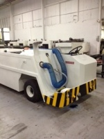 Lavatory Trucks, Electric; 200 W/ 100 B