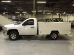 Lavatory Trucks, Aircraft Lavatory Trucks; 250 W/ 200 B