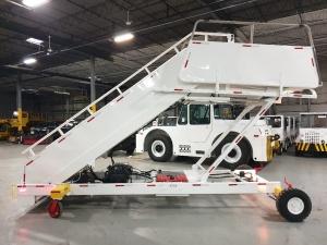 Bentz Aircraft Passenger Stairs