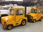 Baggage Tractors, Propane Aircraft Tug/ Baggage Tractor; 4,000 lbs DBP