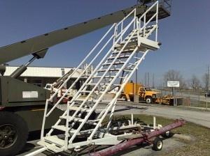 Crew/ Maintenance Stairs