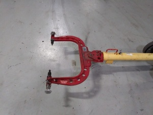 Hall Industries Towbar CRJ100 CRJ200